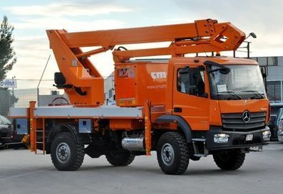 CMC truck mount for Slovakia | General Construction | Scoop.it