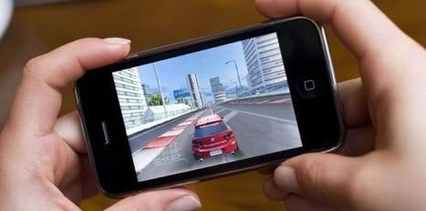 Quel avenir pour le jeu vidéo sur mobile ? | Projet mobile garden | Scoop.it