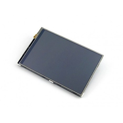 4inch RPi LCD (A) 4 inch Touch Screen TFT LCD Designed for Raspberry Pi | embedded fun | Scoop.it
