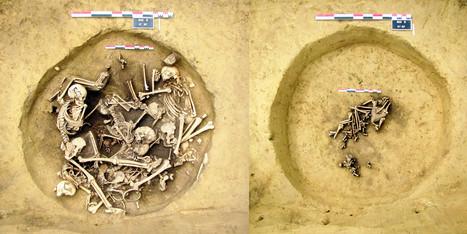 Découverte de 7 bras gauches dans une tombe | Merveilles - Marvels | Scoop.it