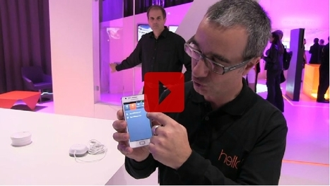 Smart Home : Orange lance à son tour une solution domotique (vidéo) | IMMOBILIER 2014 | Scoop.it
