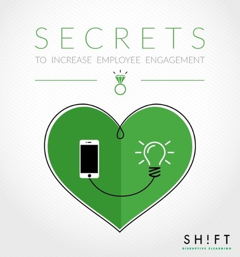 5 Secrets to Increase Employee Engagement With Technology | Soup for thought | Scoop.it