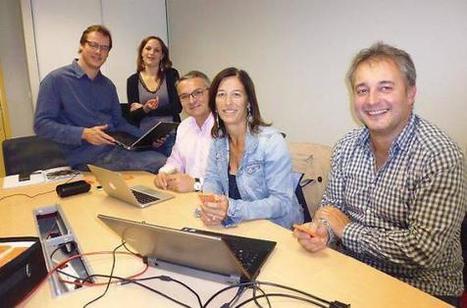 Vannes. L'Université transforme sa manière d'enseigner | jactiv.ouest-france.fr | L'utilisation des nouvelles technologies dans l'enseignement et la formation | Scoop.it
