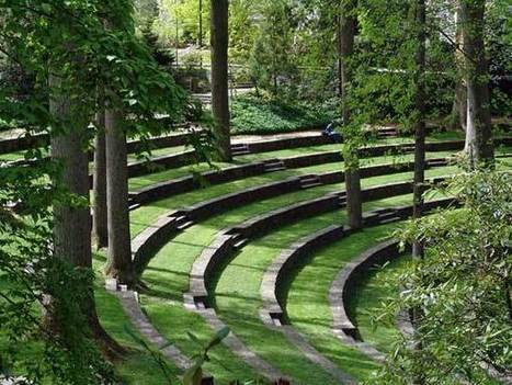 Top Ten Landscape Performance Spaces Around the World | green streets | Scoop.it