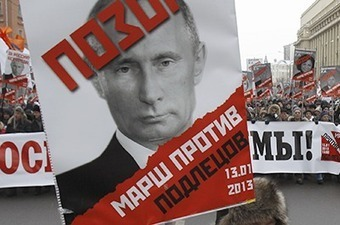 Putin's cruel politics behind the ban on Russian adoptions | MinnPost | political sceptic | Scoop.it