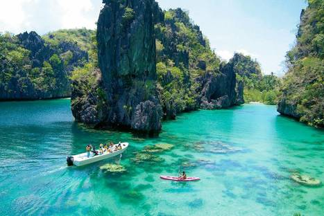 The Philippines' Fabulous Palawan Island | Scuba Diving Adventures | Scoop.it