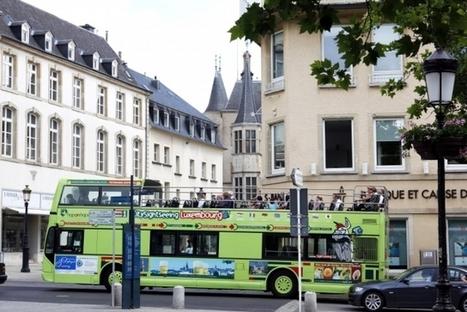 Le tourisme à la hausse dans la capitale du Grand-Duché ... | TOURISME Responsable et Durable | Scoop.it