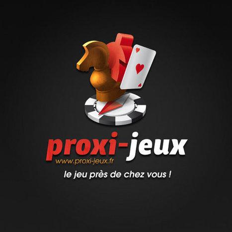 Proxi-Jeux - Le jeu près de chez vous   CyberNews - Games   Scoop.it