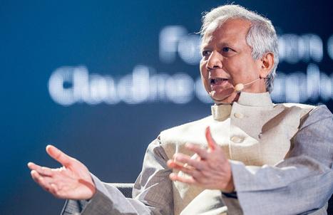 Professor Muhammad Yunus chooses Montréal - C2 Montréal | Montreal startup community | Scoop.it
