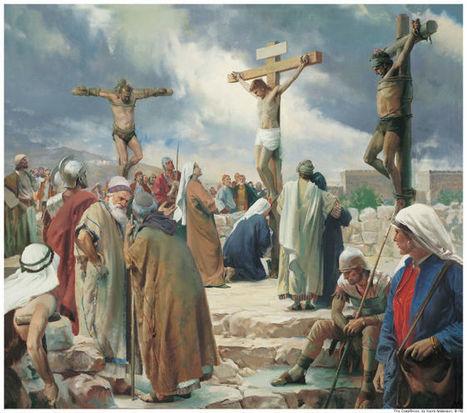 Tengo sed -dijo Jesús en la cruz-, y le dieron... ¿vinagre? | OPVS CHIRONIS | Scoop.it