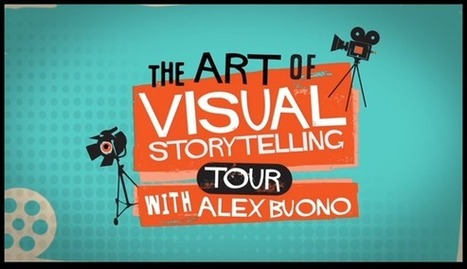 The Art of Visual Storytelling TOUR | Branding with Storytelling | Scoop.it