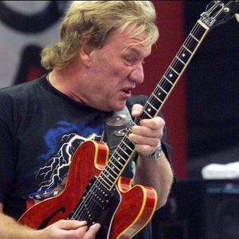 Alvin Lee of Ten Years After dies | fitness, health,news&music | Scoop.it