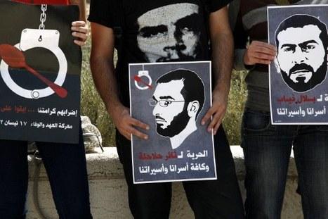 """Michel Warschwaski : """"L'accord entre Israël et les prisonniers palestiniens est une avancée"""". 15 mai 2012   Israel - Palestine: repères et actualité   Scoop.it"""