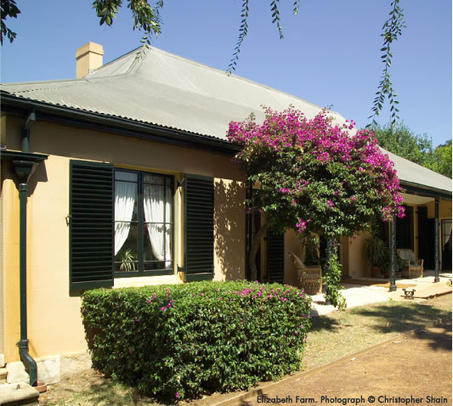 Sydney Living Musuems: Elizabeth Farm | HSIE: Historical Parramatta | Scoop.it
