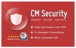 Free Download CM Security - Antivirus FREE 1.2.0 | Android Apps, Games, and Themes | Scoop.it