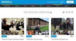 Newsela Text Sets: Paired Passages for Literature and Current Events - Class Tech Tips   INNOVATIVE CLASSROOM INSTRUCTION   Scoop.it