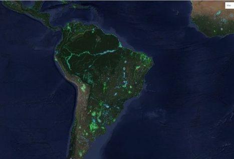 Los impactantes mapas del agua que hemos hecho desaparecer del planeta (y que la naturaleza se empeña en recuperar) - BBC Mundo | Nuevas Geografías | Scoop.it