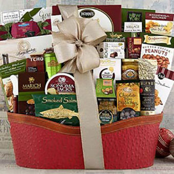 Executive Gift Basket for Professionals - Christmas Gifts | Christmas Gifts For Every Occasion | Scoop.it