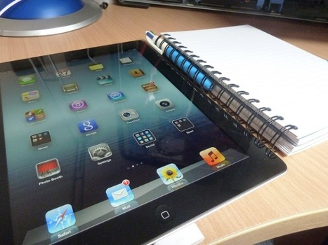 iPad uses in the classroom - Google Drive | Digital Learning Guide | Scoop.it