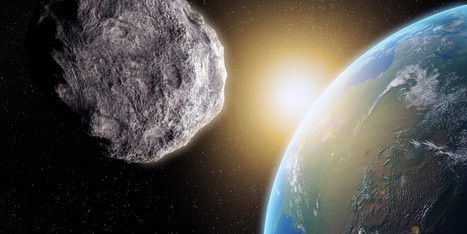 Asteroid Technology: How Astronomers Find Dangerous Near-Earth Space Rocks - Huffington Post | Space Science - SSMS | Scoop.it