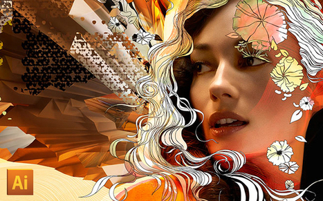 Add flair to your artwork with Illustrator's Live Trace tool | Graphic Design | Scoop.it