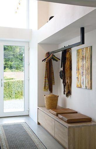 Déco et aménagement de l'entrée : 10 idées trouvées sur Pinterest | Immobilier 2015 | Scoop.it