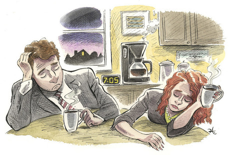 Daylight-Saving Time Is Bad for Your Relationships   Healthy Marriage Links and Clips   Scoop.it