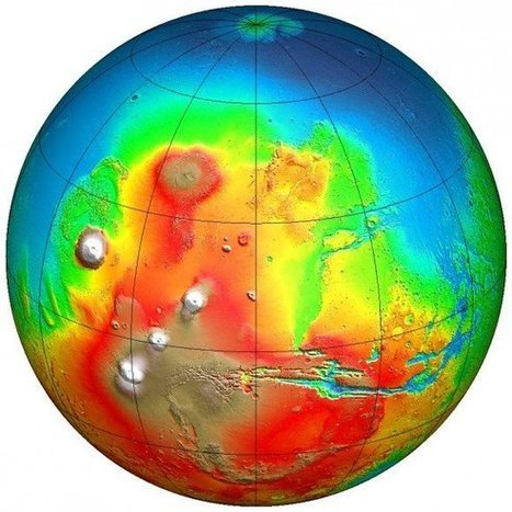 'Oceanus Borealis' – New Evidence for Ancient Ocean on Mars | Amazing Science | Scoop.it