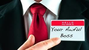 Dealing with a Bad Boss | Inspirational Learning | Scoop.it