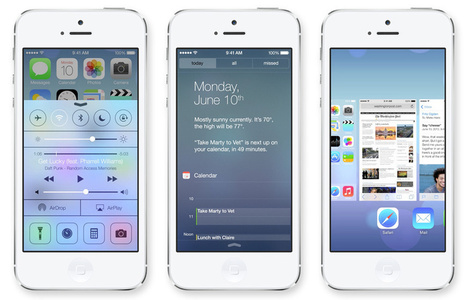 Apple iOS 7 beta 3 scheduled for release on July 8th | Apple Updates | Scoop.it