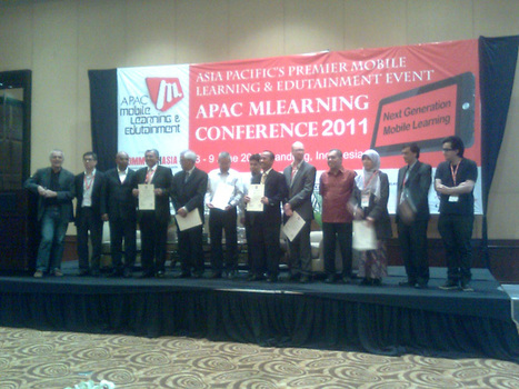 A Summary of APAC MLearning Conference 2011 | Mobile Learning & Information Literacy | Scoop.it