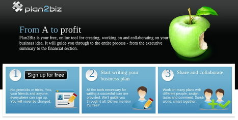 Plan2Biz, rédaction de business Plan gratuit | Time to Learn | Scoop.it