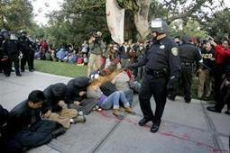 California cop who pepper-sprayed student protesters awarded ... | Police & Law Enforcement News | Scoop.it