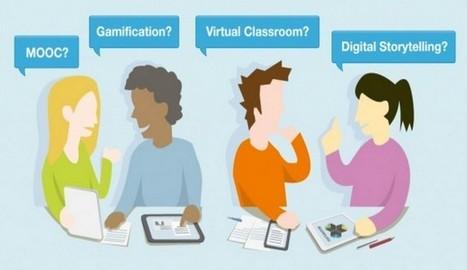 Infografía con el glosario de términos para la educación 2.0 | Factor R-elacional en las TIC | Scoop.it