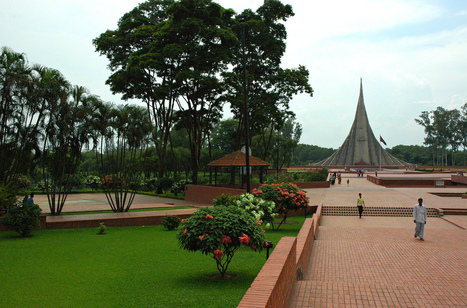Dhaka Memorial, Travel places of Dhaka, photo gallery of Bangladesh, Travel images, Travel location | TravellBoss | Scoop.it