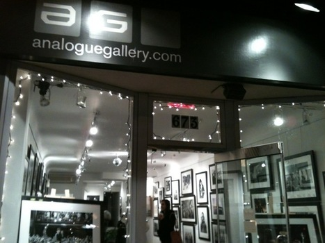 foursquare :: Aubrey @ Analogue Gallery | Lo-Fi photography | Scoop.it