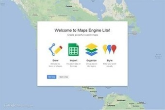Google lanza herramienta para crear mapas de forma colaborativa | Noticiasdot.com | google + y google apps | Scoop.it