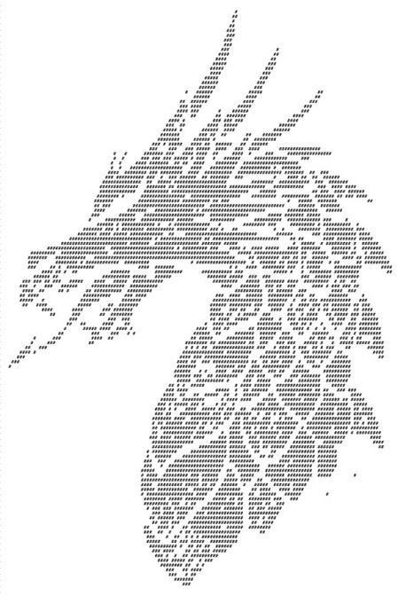 ASCII Art Dragons | ASCII Art | Scoop.it