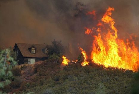 Incendies : l'état d'urgence décrété en Californie | Sustain Our Earth | Scoop.it
