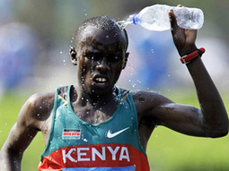 I Seriously Doubt Kenyan Runners Have A Problem Fighting Off Groupies - Start Running | workout plateau | Scoop.it