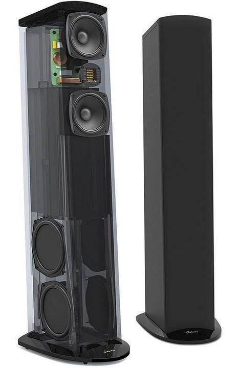 GoldenEar Technology Triton Five Loudspeaker Review | Sound & Vision | LibertyE Global Renaissance | Scoop.it