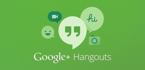 Video: Moodle Google Hangout Integration by @paradisosol | mOOdle_ation[s] | Scoop.it