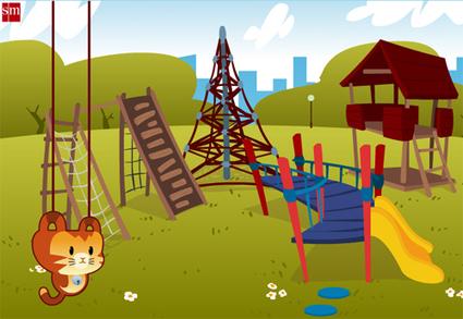 JUEGOS SENCILLOS EDUCACION ESPECIAL: Juego el parque de las TIC 3 años | Las TIC y la Educación | Scoop.it
