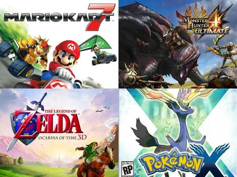 Christmas 2015: 10 best 3DS games - The Independent | CLOVER ENTERPRISES ''THE ENTERTAINMENT OF CHOICE'' | Scoop.it