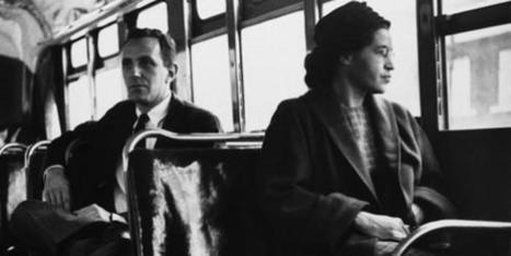 Rosa Parks, la femme qui s'est tenue debout en restant assise | pressactu | Scoop.it