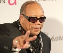Quincy Jones on technology, music and his Playground Sessions piano learning startup | Art & Design everywhere | Scoop.it