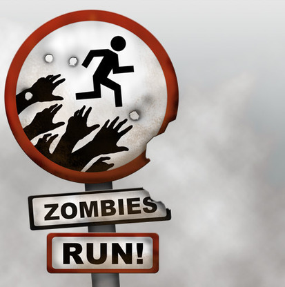 Zombies, Run! | transmedia marketing in the physical world | Scoop.it