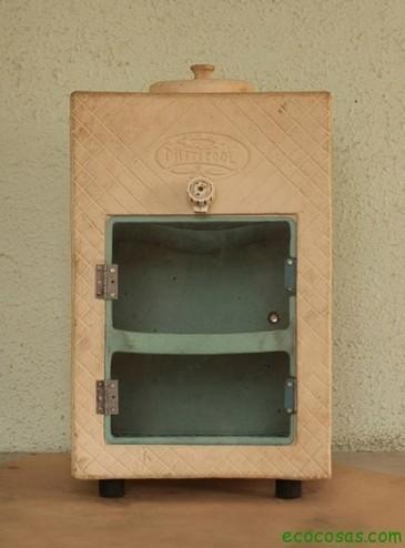 Hindú crea una nevera que funciona sin electricidad   PEQUEÑOS GRANITOS, GRANDES PLAYAS   Scoop.it