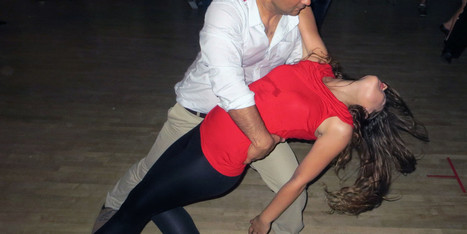 The Dancing Grapevine » The Truth About Strong Leads | Swing Dance Lessons | Scoop.it