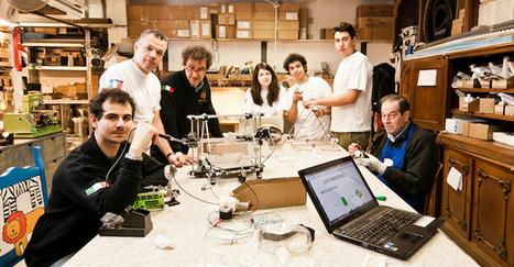"Kentstrapper, the maker family   Design Playground   italian Design Blog   L'impresa ""mobile""   Scoop.it"